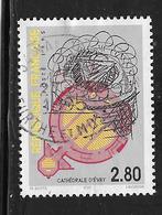 FRANCE 2984 Cathédrale D'Evry . - Oblitérés
