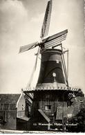 Wassenaar, Windlust, Korenmolen, Windmill,v.d Hoek - Watermolens