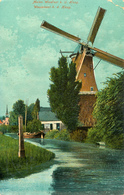 Wassenaar, Windlust, Korenmolen, Windmill, Schaefer - Watermolens