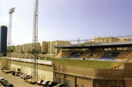 Spain, CADIZ, Ramón De Carranza (1990s) Stadium Postcard - Soccer