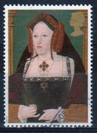 Great Britain 1997 Single 26p Commemorative Stamp From The Wives Of Henry VIII Set. - Used Stamps