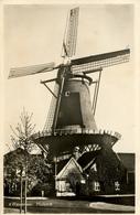 Wassenaar, Windlust, Korenmolen, Windmill, Ver. Boek Wassenaar - Watermolens