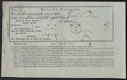 MöTTLING (Metlika), Receipt, 1877 - 1850-1918 Empire