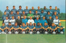 # SQUADRA 97-98 - INTER FOTOGRAFIA UFFICIALE 97-98 (ORIGINALE) - Sport