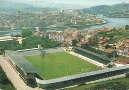 Spain, PONTEVEDRA, Estadio Municipal De Pasarón (1960s) Stadium Postcard - Soccer