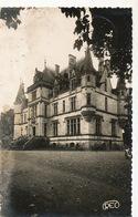 Colonie De Vacances De La Ville De Colombes à Bruere Allichamps Chateau De La Brosse 1952 - Colombes