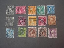 USA Very Old Lot - 1847-99 Unionsausgaben