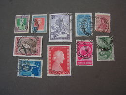 Argentina , Fine Cancels  Very Old Lot Frau Peron - Argentinien