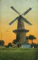 Wateringen, Windlust , Korenmolen, Windmill, - Watermolens