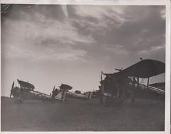 BRISTOL  BULLDOG     RAF 25 * 20  CM Aviation, AIRPLAIN, AVION AIRCRAFT WW2 - Aviation