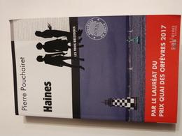 HAINES  Par PIERRE POUCHAIRET  éditions PALEMON  Policier Breton - Trévise, Ed. De