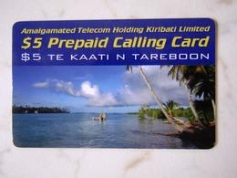 1   CARD    KIRIBATI - Kiribati