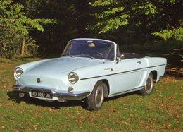 Renault Floride S  (1963)   - CPM - Voitures De Tourisme
