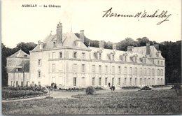 51 - AUBILLY -  Le Château - Altri Comuni