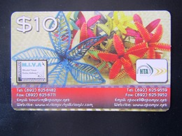 1   CARD    MARSHALL - Marshalleilanden