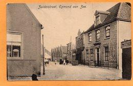 Egmond Aan Zee Netherlands 1905 Postcard - Egmond Aan Zee