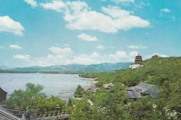 CARTOLINA - POSTCARD - CINA -  GENERAL VIEW OF THE SUMMER PALACE PEKING - Cina