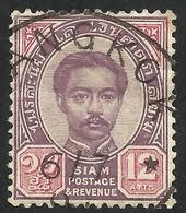 SIAM --1887 - Siam