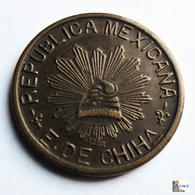 México - Chihuahua - 5 Centavos - 1914 - México