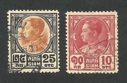 SIAM --1928 USED - Siam