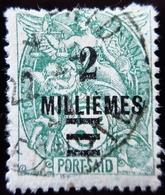 1924 Port Saïd Yt 70 . Type Blanc Oblitéré Used - Port-Saïd (1899-1931)