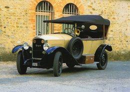 Peugeot Type 177B Torpedo   (1925)  -   CPM - Voitures De Tourisme