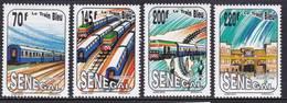 SETS SENEGAL Trains Railway MNH**  CV 8€ - Eisenbahnen
