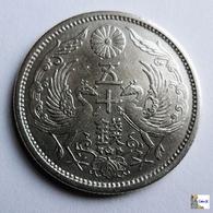 Japan - 50 Sen - 1923 - Japón