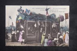 SÉNÉGAL - Carte Postale - Saint Louis - Un Jour De Kermesse , Au Stand De Tir ,la Buvette Du High Life - L 23850 - Sénégal