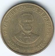 Albania - 2002 - 50 Lekë - 90th Anniversary Of Independence - KM88 - Albania