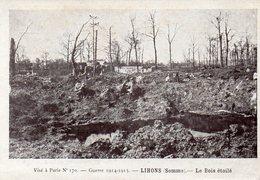 80 LIHONS Le Bois Etoilé. - France