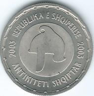 Albania - 2003 - 50 Lekë - Albanian Antiquity - KM86 - Albanie