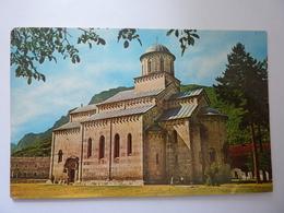 "Cartolina ""The View On Monastery Decane"" - Serbia"