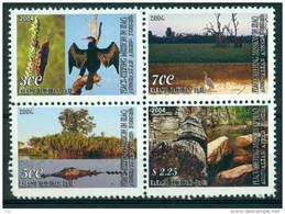 Australie/Australia 2004 Local ' Kakadu National Park ' ' RR - Mnh*** - Stamps