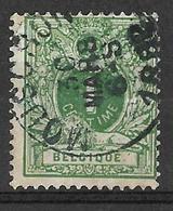 8S-422:N°26: E9: MOUSCRON - 1869-1888 León Acostado