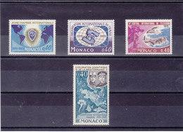 MONACO 1969 Yvert 805-808 NEUF** MNH - Monaco