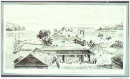 INDE-ILES ANDAMAN-PORT BLAIR GOLFE Du BENGALE-777-1870 - Prints & Engravings