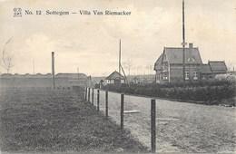 Sottegem NA9: Villa Van Riemacker 1918 - Zottegem