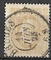 8S-418:N°33: Dc: BRUGES - 1869-1883 Leopold II.