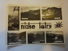 "Cartolina ""NIZIKE LATRY"" Anni '50 - Repubblica Ceca"