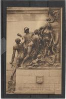Oostende  *    Bas-relief Du Monument Léopold II - Hommage De La Colonie - Oostende