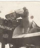 RUSSIA.  A PHOTO. AIRPLANE. PILOT UNIT. 1929 AGITAMET. OSOAVIAHIMA. - Photographs