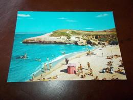B636  Porto Torres Spiaggia Balai Viaggiata Presenza Di Piega In Parte Sup. - Italie