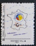 FRANCE - PERSONNALISE - LA GAZETTE PHILAPOSTEL - Francia