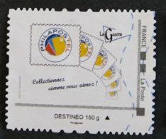 FRANCE - PERSONNALISE - PHILAPOSTEL LA GAZETTE - Francia