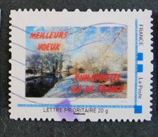 FRANCE - PERSONNALISE - PHILAPOSTEL MEILLEURS VOEUX - France