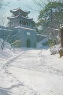 CARTOLINA - POSTCARD - CINA - TSù CH'I TUNG LAI (GATE SOUTH OF THE HSIEH CH'ù YùAN THE SUMMER PALACE PEKING - Cina
