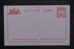 FIDJI - Entier Postal ( Carte Lettre ) Non Circulé - L 23872 - Fiji (...-1970)