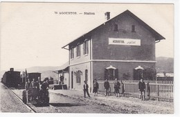 Grèce - Agoustos - Station - Greece