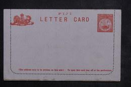FIDJI - Entier Postal ( Carte Lettre ) Non Circulé - L 23873 - Fiji (...-1970)